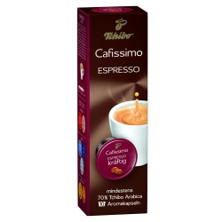 Capsule Tchibo Cafissimo Espresso Kraftig Intens