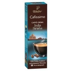 Капсули Tchibo Cafissimo Espresso Crema India Sirisha