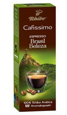 Tchibo Cafissimo Espresso Brasil Beleza