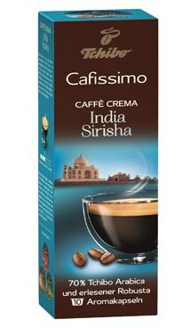Tchibo Cafissimo Espresso Crema India Sirisha