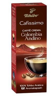 Tchibo Caffe Crema Colombia Andino